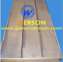BUMPER MESH GRILL ,aperture : 8 x 16mm,5 x 12mm ,silver and powder coated | generalmesh