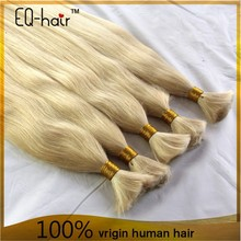 Best Sale Bulk Hair For Wig Making Virgin Remy Human Hair Blonde Hair Bulk