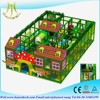 Hansel commercial kids indoor soft playground indoor play frames soft play center