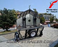 Motorcycle trailer FS-MT502