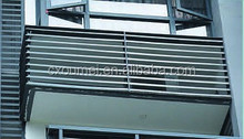 Non-welded Galvanized Zinc Steel Building Shutters and Louvers