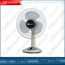 12 inch table fan with timer Model FT30-6