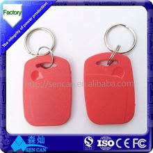 PVC/PET/Paper ISO14443a 13.56Mhz RFID Tag With Ultralight
