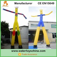 Colorful Giant Inflatable Air Man With CE Certificate