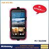 Top quality and cheap mobil phone case for htc m7 m8 m9