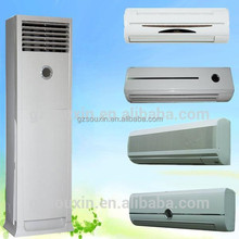 60000btu split central floor standing air conditioner with multiple choise of color and mode