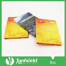Custom Printing Paper CD DVD Storage Cardboard Box