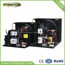 mini open condensing unit with hermetic compressor,mini freezer,rotary compressor unit