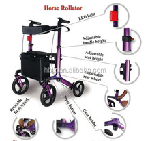 multifuction foldable Horse Rollator for easy to take
