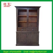 French Style Solid Oak Wood Office Furniture oak timber bedroom furniture