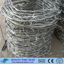 Anping security sharp grass boundary galvanized barbed wire