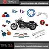 Hot sale wholesaler motorcycle parts,main parts of motorcycle,we have unique motorcycle accessories