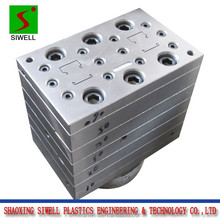 2015 hot sale Plastic PVC cable trunking wiring duct extrusion mould / Die tool