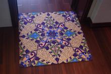 Factory customized high quality novelty door mats ,handmade door mat