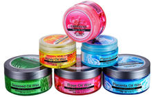 Top-Grade Professional Hair styling Brands,Water Based/Strong Hold/Golden pomade gel for short hair