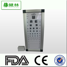 professional LED visual drums / auto LCD vision test chart
