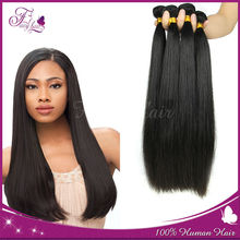 Top quality full cuticle straight hair extension Combodian virgin hair