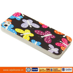 For iphone cover ,hard cover for iphone ,IMD/IML print