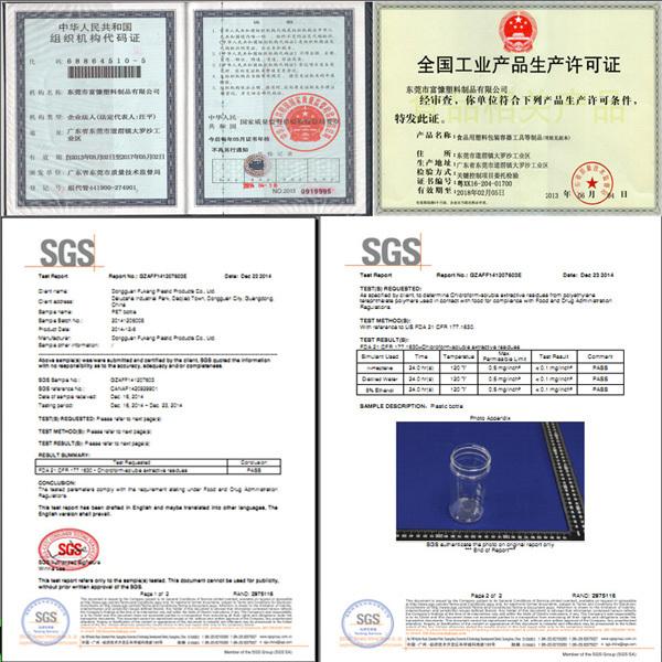 certificate 600