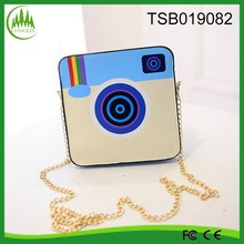 New product wholesale fashion cute leather handbags China camera bags