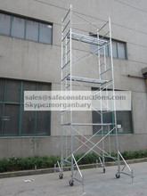 safe SGS AS/NZS1576.3 qualified frame scaffolding, frame scaffolding system, scaffolding frame