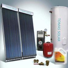 2014 Solar Keymark Certified Heat Pipe Solar Collector System -EN12975 Standard