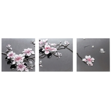 C6041 decorative painting flower wall picture for bedroom