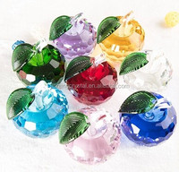 Crystal glass wedding gifts souvenirs in china