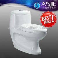 A3116 Bathroom Ceramic Stain Resistant Washdown WC Toilet Saving Water Toilet Prices