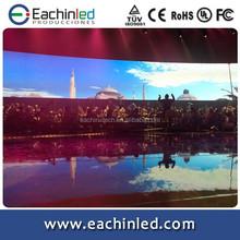 Corporate events rental videos ledwall HD Screen P4.8,5.2mm TV studio led screen