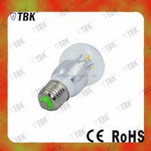 High bright CE ROHS hot sale 2015 ce rohs approved led filament candle bulb 4W e27,led candle bulb