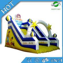 2015 Best selling inflatable slide,inflatable toboggan slide,offer inflatable slides