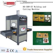 China Suppiler Pet Blister Welding + Cutting Machine Forming Machine For Sale