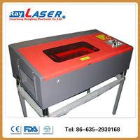 china laser sticker cutting printing machine for paper