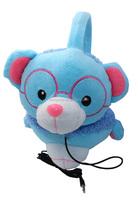 new arrival cute shape earmuff head phone cartoon headphone