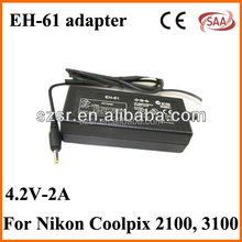 China Manufacturer For Nikon EH-61 power switching adapters