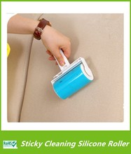 Washable sticky roller