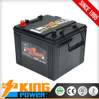 Energy automobile batteries US-6TN MF King Power TOP3 manufacturer