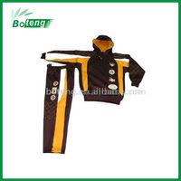 Acrylic Fleece Hooded Tracksuit (BT-351)