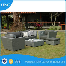 Rattan Sectional Cube Sofa Furniture Set Fitting Your Home RZ1690