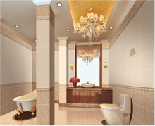 Bathroom ceramic tile marble inlay flooring design picture frames tile colors