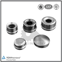 Polished stailess steel stamping parts of lockstitch sewing machine