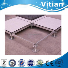 Jiangsu Vitian anti-static PVC laminate steel raised access floor