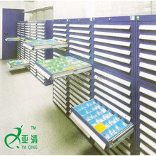 hot sale steel 18 drawers storage cabinet us general tool box parts