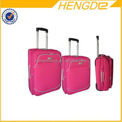 Updated best sell carry-on wheeled travel luggage