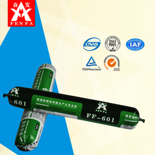 Transparent structure silicone sealant price FF-601