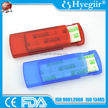 Plastic Convenient Packed Band Aid with CE and FDA Certificates
