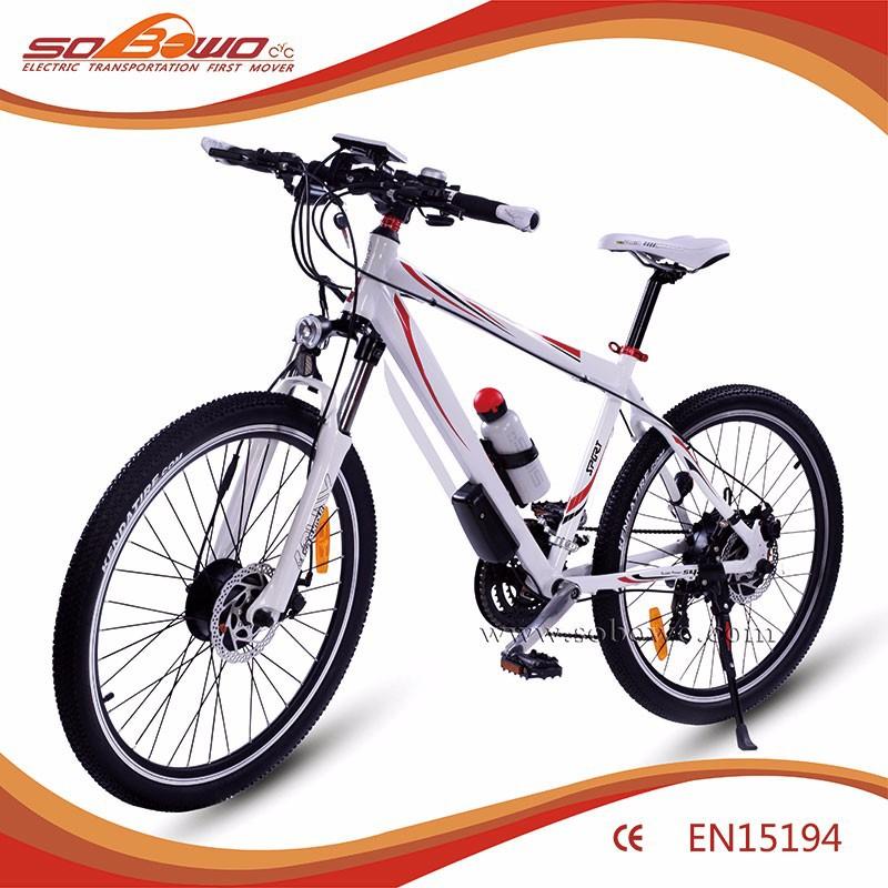 Top Al Alloy Front Motor Mountain Bike Electric Buy