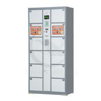 XINGYUAN LOCKER Barcode luggage storage cabinet/Outdoor storage lockers/electronic door locker