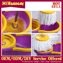360 Magic mop 2015 Online selling india, High Quality Hurricane spin mop OEM manufacturer